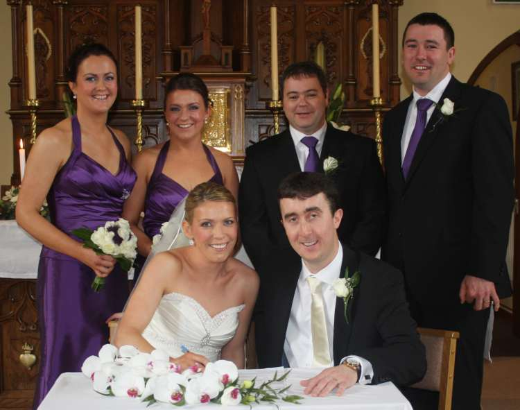 Maura and rory wedding